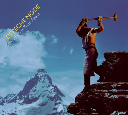 Original album cover of Construction Time Again (180 Gram Vinyl) by Depeche Mode