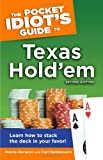 img - for The Pocket Idiot's Guide to Texas Hold'em, 2nd Edition (Pocket Idiot's Guides (Paperback)) book / textbook / text book