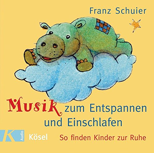 Musik zum Entspannen und Einschlafen: So finden Kinder zur Ruhe