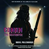 Ost: Conan the Destroyer