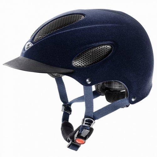 Uvex Reithelm FP3 Elegance CC blau