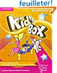 Kid's Box Starter Class Book with CD-ROM