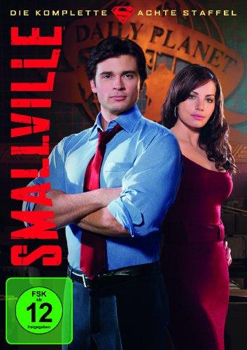 Smallville - Die komplette achte Staffel [6 DVDs]