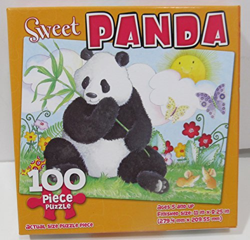 Sweet Panda 100 Piece Puzzle