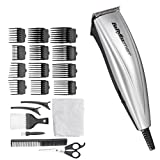 BaByliss 7432U 22-Piece Mains Clipper Kit for Men