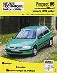 Revue Technique Automobile Peugeot 10...
