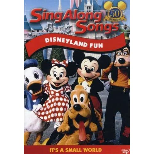 Disney Sing Along Disneyland Fun DVDFull NTSC FS preview 0