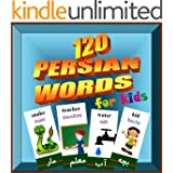 120 Persian Words For Kids (English Edition)
