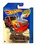 Hot Wheels - HW City Colour Shifters - '07 Cadillac Escalade