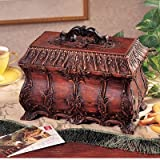 Design Toscano GR257 Tea Caddy Box