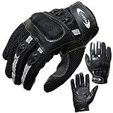 Motorradhandschuhe PROANTI® Motorrad Handschuhe Sommer - M