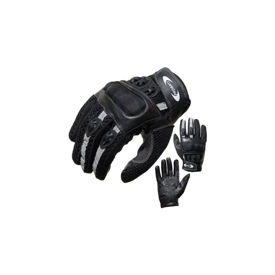 PROANTI Motorradhandschuhe Regen Winter Race Leder Motorrad Handschuhe