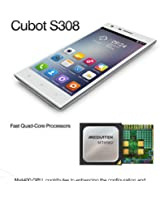 Cubot S308 16GB White, 5.0 inch 3G Android 4.2 Smart Phone, MT6582A Quad Core 1.3GHz, RAM: 2GB, Dual SIM, WCDMA & GSM