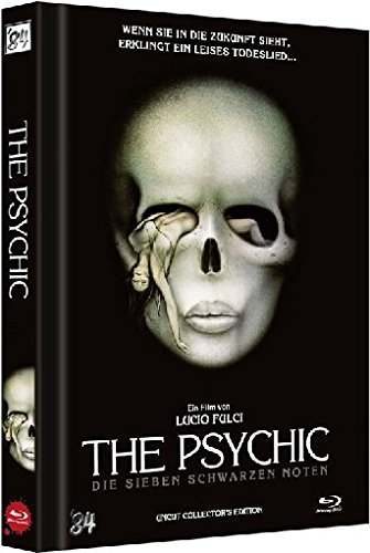 The Psychic - Die sieben schwarzen Noten - Uncut/Mediabook [Blu-ray] [Limited Collector's Edition]
