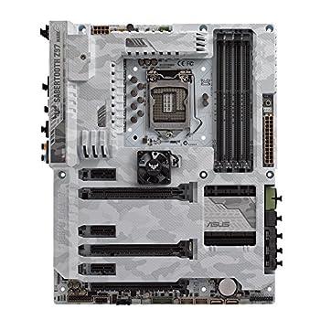 ASUSTeK Intel Z97搭載マザーボード SABERTOOTH Z97 MARK S ホワイトカラー(Camo)モデル 【ATX】