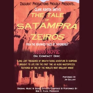 The Tale of Satampra Zeiros Audiobook