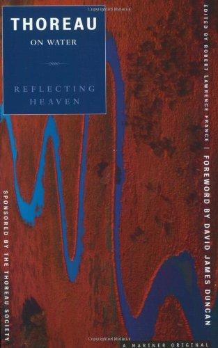 Thoreau on Water: Reflecting Heaven