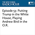 Episode 53: Putting Trump in the White House, Playing Andrew Bird in the O.R. | David Remnick,Atul Gawande,Andrew Bird,Amy Davidson,Evan Osnos,Max Boot,Sean Wilentz,Roger Stone