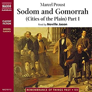 Sodom and Gomorrah (Cities of the Plain), Part I Audiobook