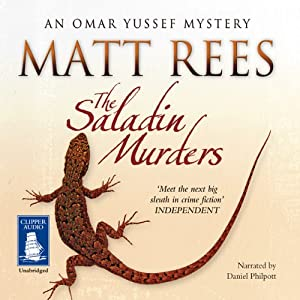 The Saladin Murders Audiobook