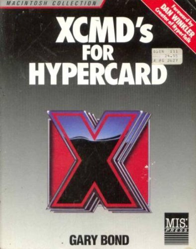 Xcmd's for Hypercard