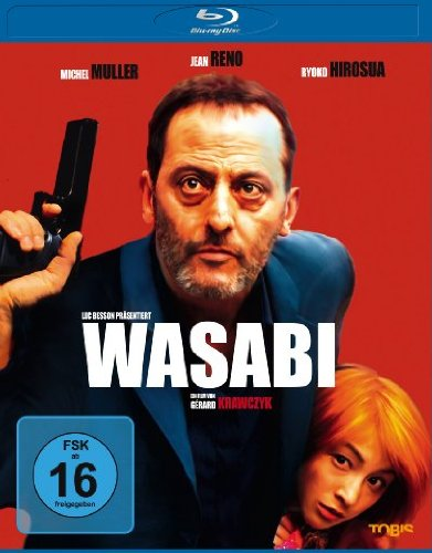 Wasabi - Ein Bulle in Japan [Blu-ray]