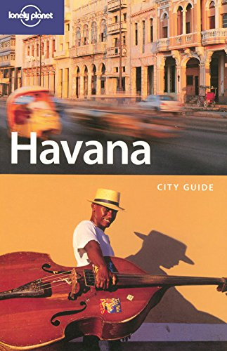 Lonely Planet Havana (City Travel Guide)