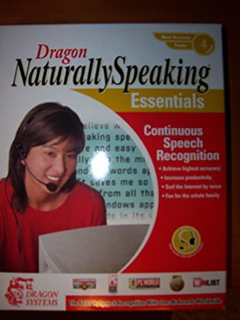 Dragon Naturally Speaking Essentials V4.0