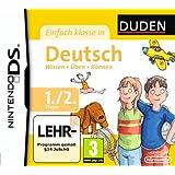 DUDEN Einfach Klasse in Deutsch 1./2. Klasse - [Nintendo DS]