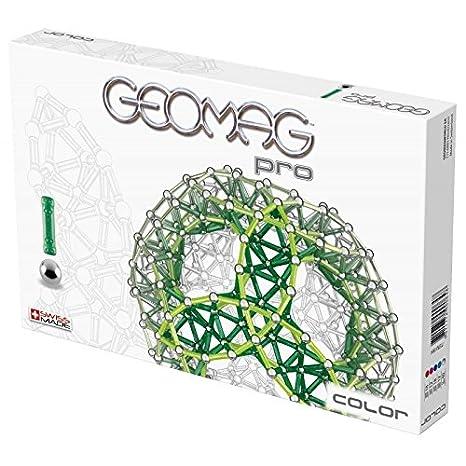 Geomag - 64 - Couleur - 100 pièces