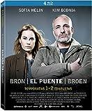 Bron (El Puente) Temporadas 1+2 Blu-ray España