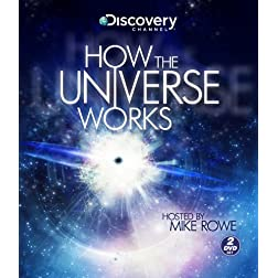 How The Universe Works [Blu-ray]