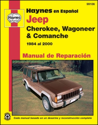 jeep-cherokee-wagoneer-comanche-manual-de-reparacion-haynes-automotive-repair-manuals