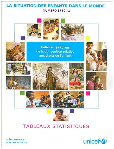 State of the Worlds Children 2010: Statistical Tables