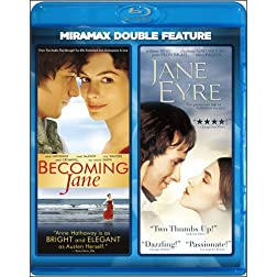 Becoming Jane / Jane Eyre [Blu-ray]