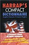 Harrap's Compact : Anglais/fran�ais,...