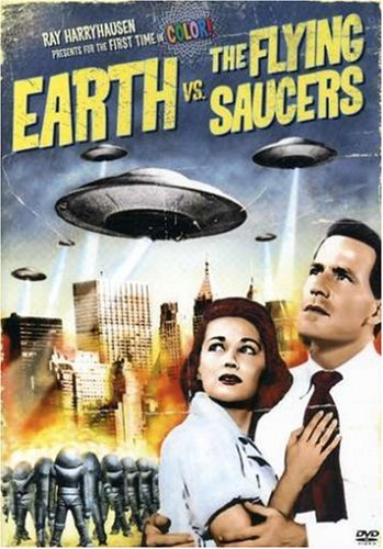 Cover art for  Earth vs. the Flying Saucers (Color Special Edition)