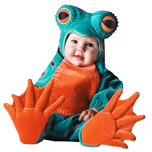 Tom Arma Frog Signature Limited Edition Baby Costume - (12-18 Months)