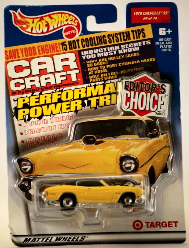 Hot Wheels Editors Choice Series 1 1970 Chevelle SS - 1