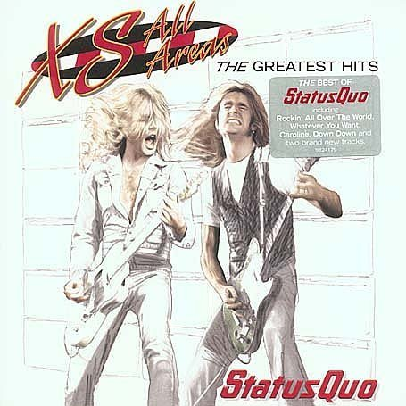 Status Quo - Xs All Areas The Greatest Hits (Disc 2) - Zortam Music