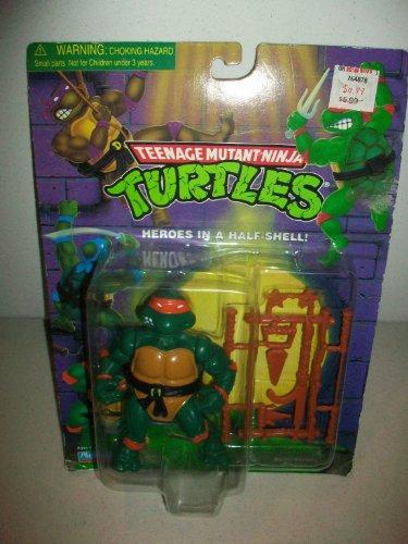 Teenage Mutant Ninja Turtles Michaelangelo Action Figure 1988 (Teenage Mutant Ninja Turtles 1988 compare prices)