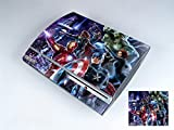 Avengers 260 Vinyl Skin Sticker Cover Decal for Sony PS3 Original Fat PlayStation 3
