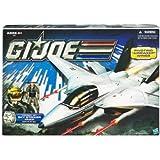 G.I. Joe Sky Striker Jet Sky Striker with Action Figure