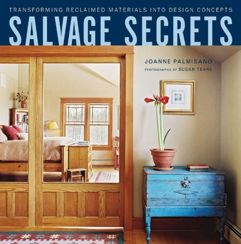 Salvage Secrets: Transforming Reclaimed Materials into Design Concepts