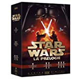 Star Wars la pr�logie , Episodes 1, 2, 3 - Coffret collector 6 DVDpar Liam Neeson