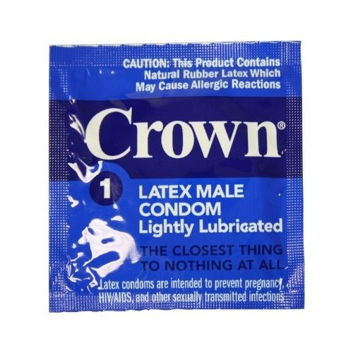 Review Of 100 Okamoto Crown Condoms, World Famous Super Thin and Sensitive Condom, for Extra Sensation