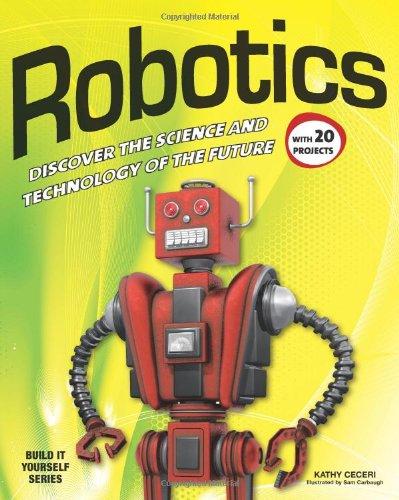 Robotics Books for Kids Top Picks | Whiz Kids Robotics
