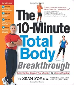 "Cover of ""The 10-Minute Total Body Breakt..."