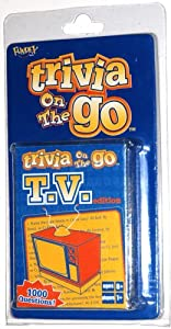 Trivia on the Go: T.V. Edition