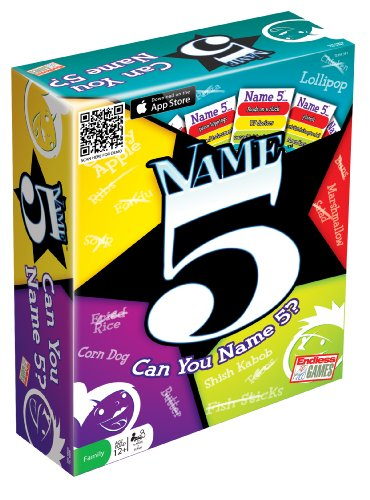 Name 5 Game (Things Game compare prices)